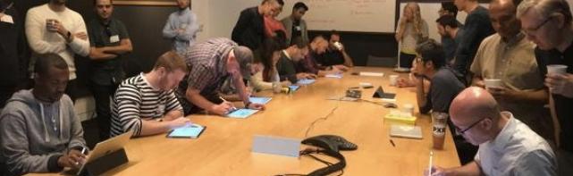 L'ipad Pro fait l'unanimité dans les studios Pixar